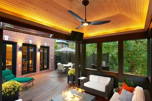 haiku pametni plafonski ventilator. Black Bedroom Furniture Sets. Home Design Ideas