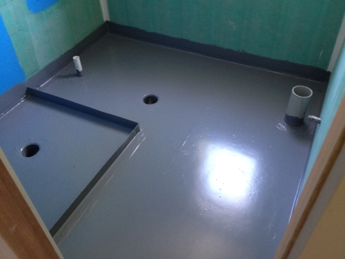 Hidroizolacija poda u kupatilu