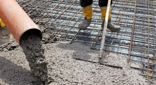 Izlivanje betona