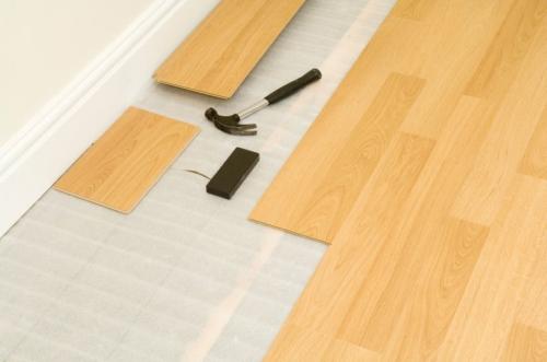 Postavljanje laminatnog poda