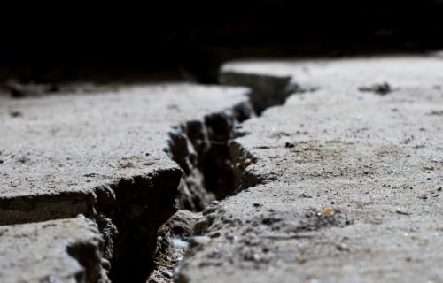 Ispucali beton