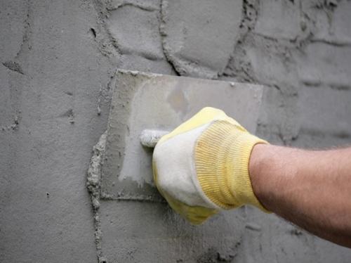 Nanošenje maltera na zid
