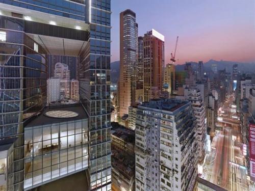 """Nova paradigma visokogradnje sa perforiranim neboderom """"Hysan Place"""" - Gradje..."""