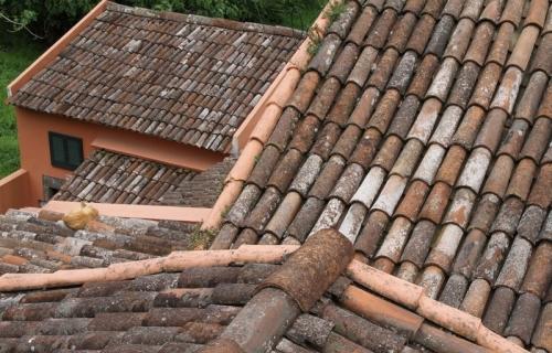 Popravka starog krova