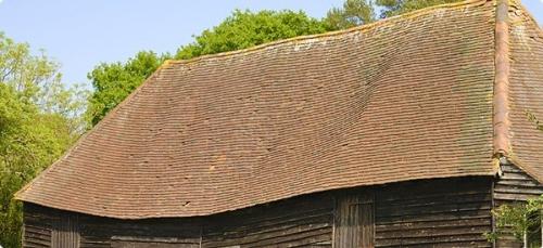 Krov koji je ulegao