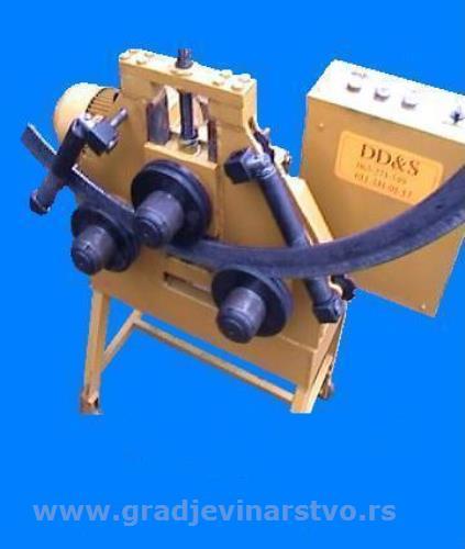 Masine za savijanje uzengija i masina za savijanje kutija i profila