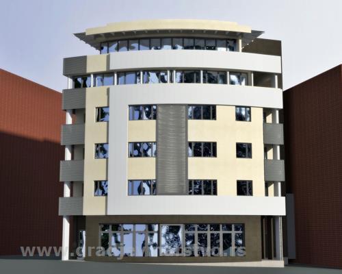 Batutova 1 - Stambeno poslovna zgrada na Li... - Mali Oglasi - Građevinarstvo