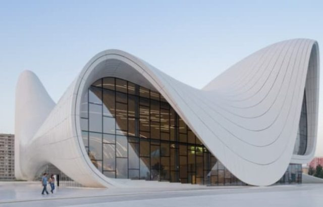 Beskompromisna Dela Poznate Arhitekte Zahe Hadid Gradjevinarstvo Rs