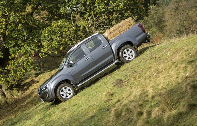 ISUZU D-Max proglašen za Best Workhorse Pick-Up 2018. godine