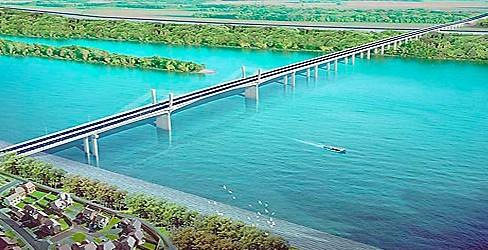 U Zemunu Je Polozen Kamen Temeljac Za Most Preko Dunava Zemun